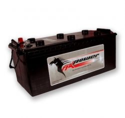 Autobaterie 12V 180Ah 1000A AK-Power